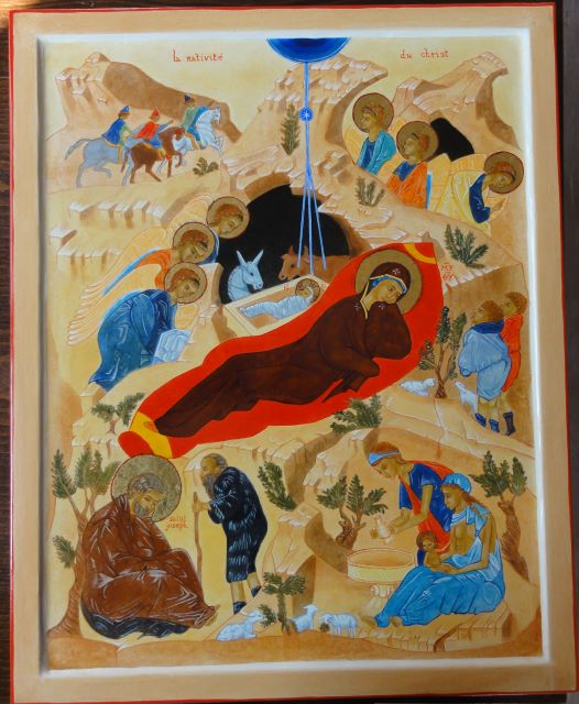 0 La Nativité du Christ