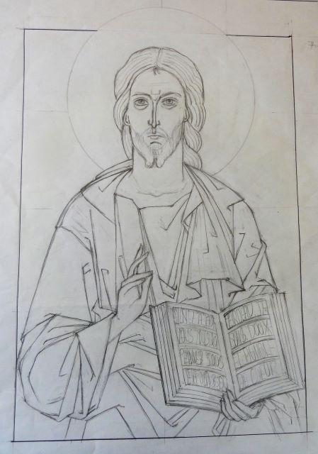 11 Christ Pantocrator