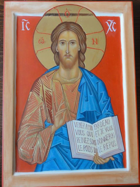 2 Christ Pantocrator