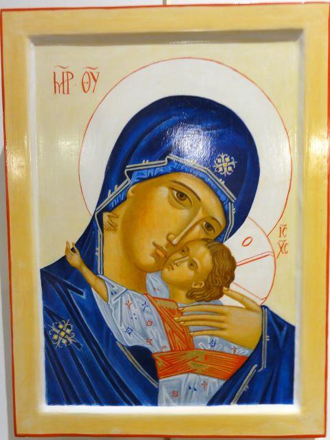 3 Vierge de Tendresse