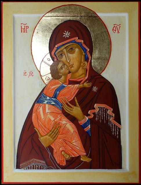 5 Vierge de Vladimir