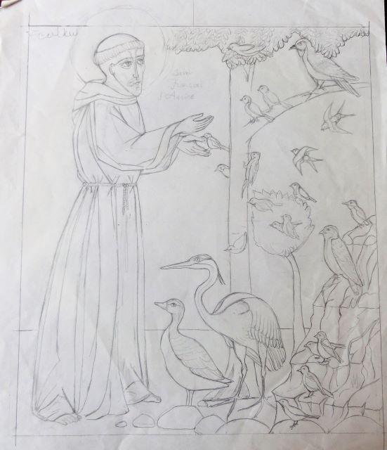 6 Saint François d'Assise