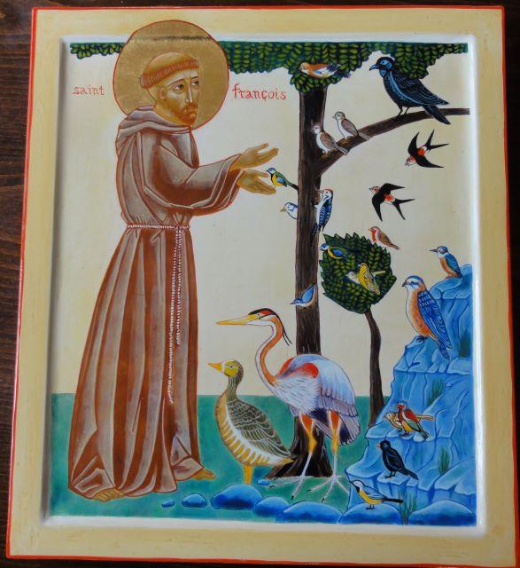 7 Saint François d'Assise