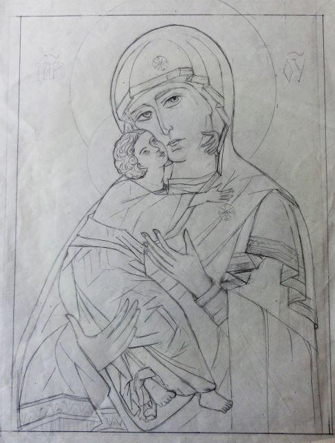 7 Vierge de Vladimir