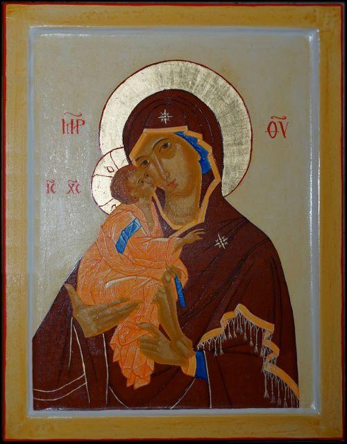 7 Vierge du Don (autre version)