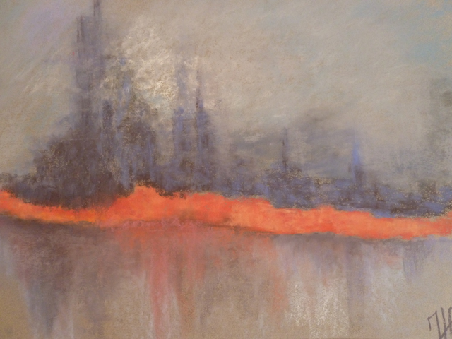 braise et brouillard