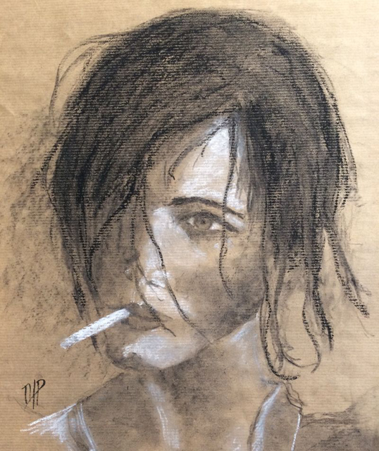 jeunefemme cigarette